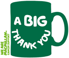 Macmillan Coffee Morning a Success, Raising over £530
