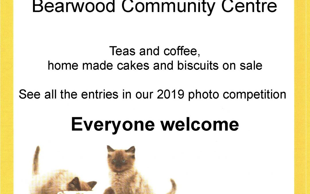Cats Protection Coffee Afternoon